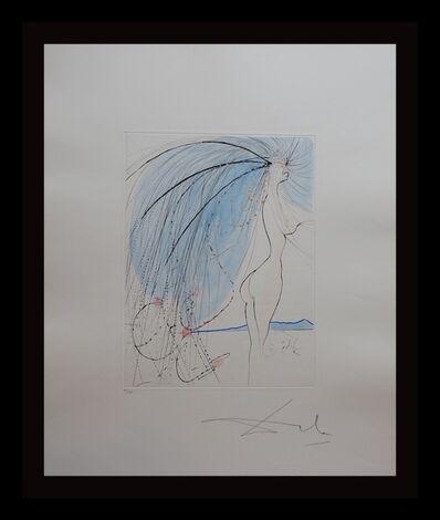 Salvador Dalí, 'Diane de Poitiers', 1973