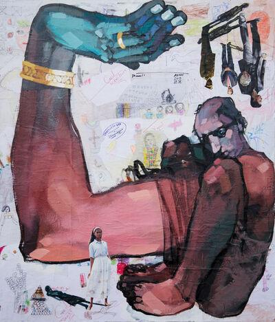 Dawit Abebe, 'Long Hands 31', 2020