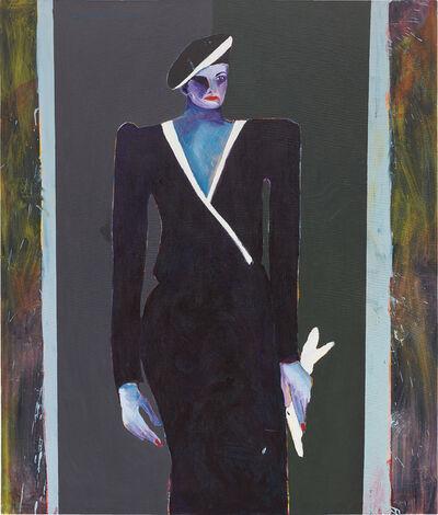 Fritz Scholder, 'Entity No. 1'