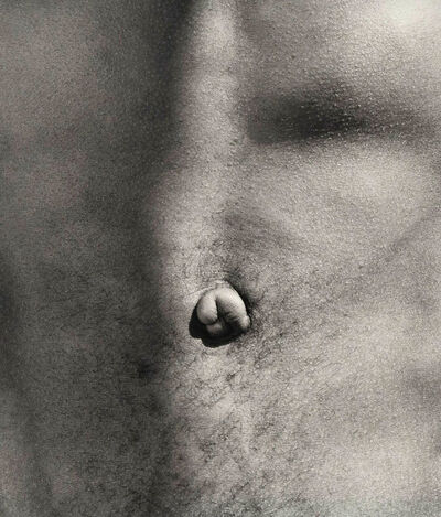 Robert Mapplethorpe, 'Belly Button', 1986