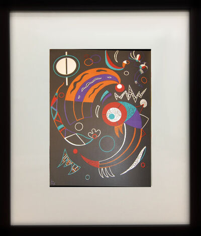 Wassily Kandinsky, 'Comets', 1938
