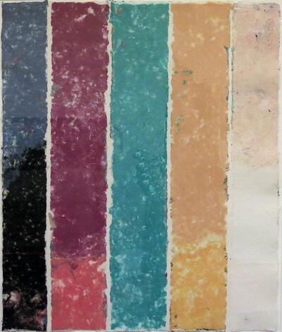 Kenneth Noland, 'PK-0331', 1981