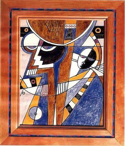 Cyprien Kablan, 'untitled', 1992