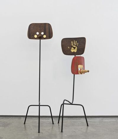 Edgar Orlaineta, 'DCW (after Charles and Ray Eames)', 2013
