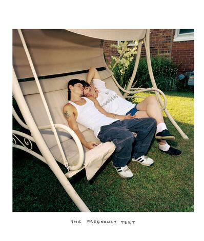 Chris Verene, 'PREGNANCYTEST', 2002
