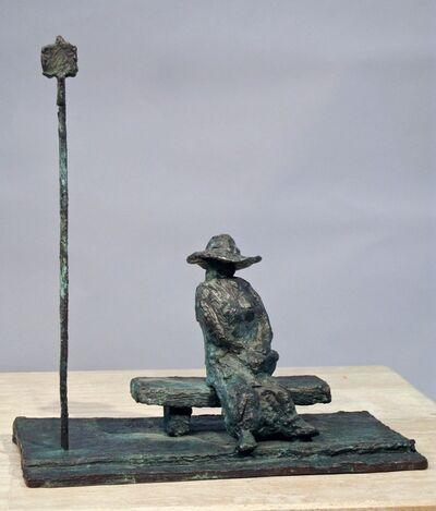 Eduardo Oropeza, 'Bus Stop', 1998