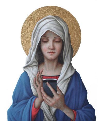 Fabio D'Aroma, 'Virgin Annunciated ', 2016