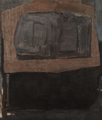 Enrico Donati, 'Sacred Wall', 1960