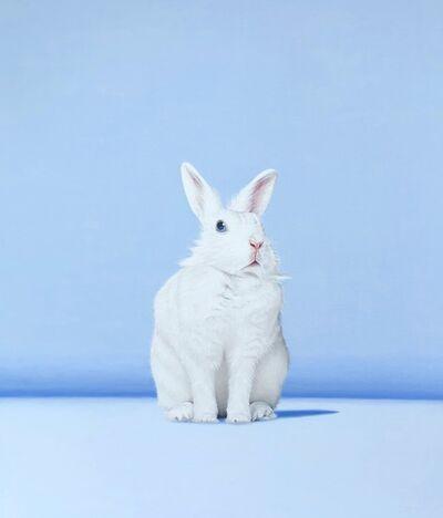 Paula Urzica, 'White Rabbit I', 2019