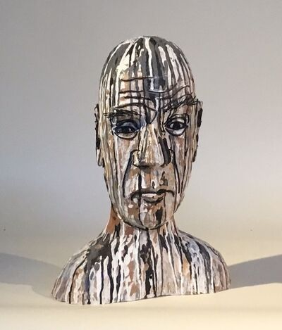 joseph janson, 'Untitled Head', 2018