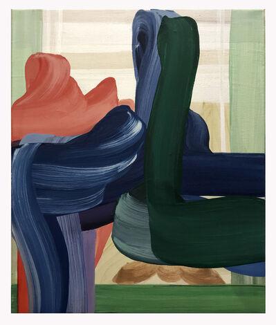 Mojé Assefjah, 'Tango verde', 2017