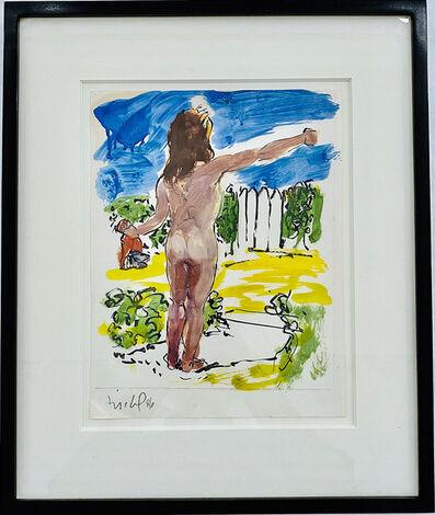Eric Fischl, 'untitled ', 1986