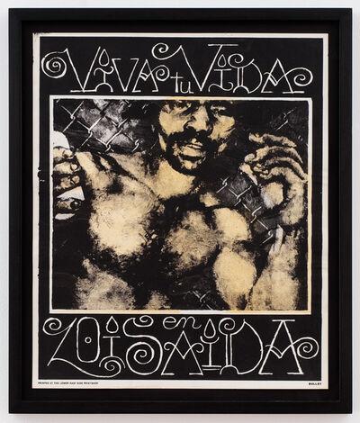 Martin Wong, 'Viva tu Vida (Print for Bullet - Your House is Mine)', 1988