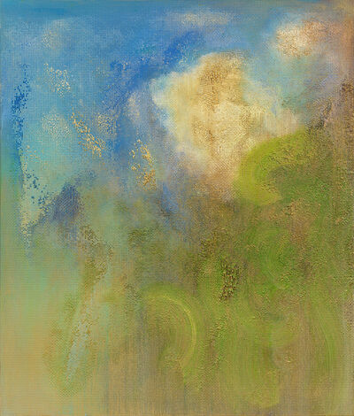 William Tillyer, 'Palmer X, Clouds That Drop Fatness On The Earth', 2012