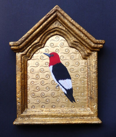 Kay Jackson, 'Endangered Species, Red-Headed Woodpecker', 2017