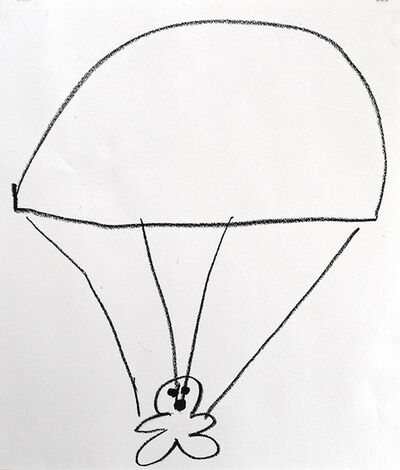 Misaki Kawai, 'Flying Boy', 2016