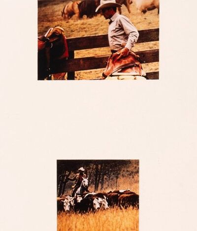 Richard Prince, 'Cowboys and Girlfriends ', 1992
