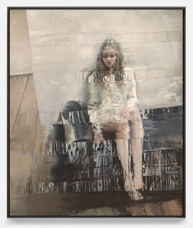 Andy Denzler, 'Woman on a Daybed II', 2020