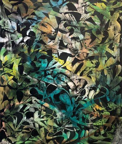 Rafael Sliks, 'Anahata Canvas', 2019