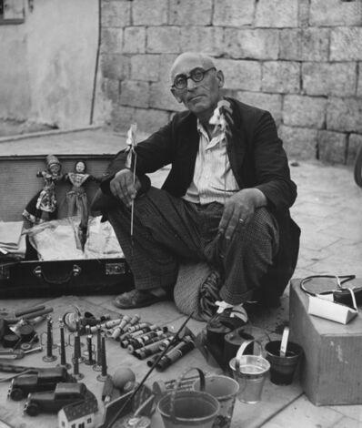 Robert Capa, 'Israel, Arnin Ronai', 1948-1950