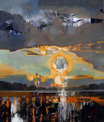 Rayk Goetze, 'Durchbruch II', 2020