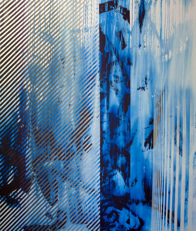 Chris Trueman, 'Blue', 2013