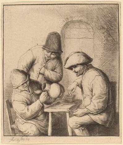 Adriaen van Ostade, 'The Empty Jug', probably 1653