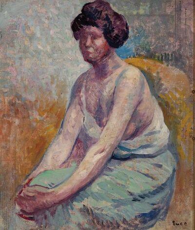 Maximilien Luce, 'Madame Luce (Portrait d'Ambroisine)', circa 1900