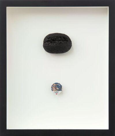 Tue Greenfort, 'Ohne Titel (Brötchen-Collagen) (2)', 2007