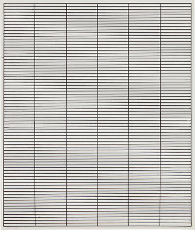 Jan Schoonhoven, 'T72-M12', 1972