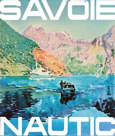 Tim Braden, 'Savoie Nautic', 2018