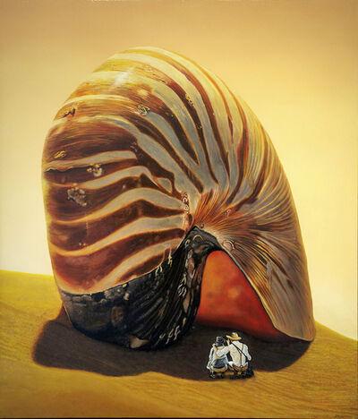 John Wassenaar, 'Discover the Nautilus...', ca. 2015