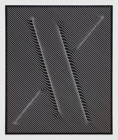 Julian Stanczak, 'Lineal Aggression', 2009