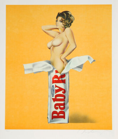 Mel Ramos, 'Candy (Baby Ruth)', 1981