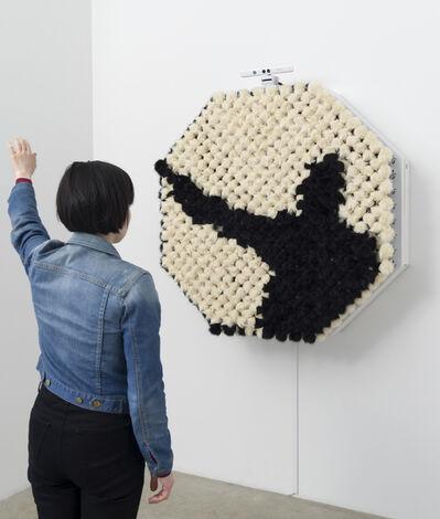 Daniel Rozin, 'PomPom Mirror', 2015