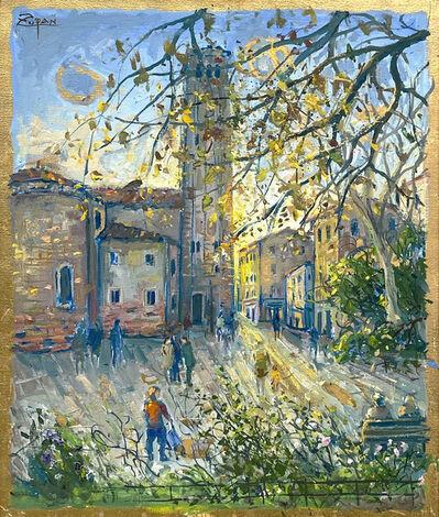 Bruno Zupan, 'Tower by San Giacomo', 2021