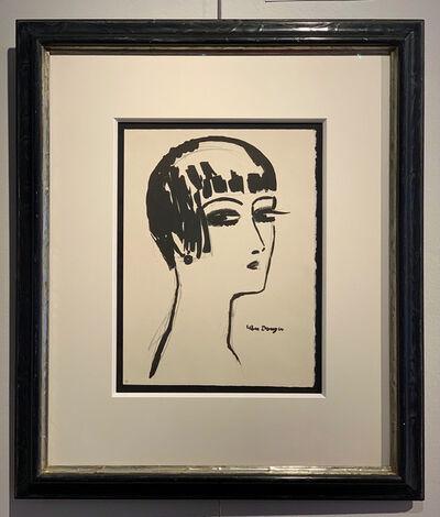 Kees van Dongen, ''Les Cheveux Courts'', 1926
