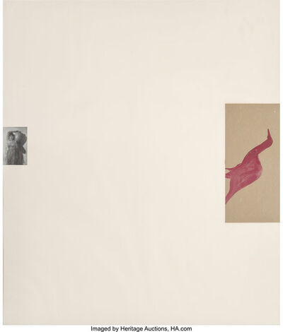 Julian Schnabel, 'From the Heart to the Hand', 1981