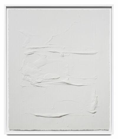 Jason Martin, 'Veritas white IV', 2018