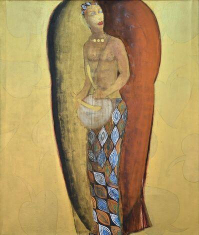 Adel El Siwi, 'Peaceful TamTam II', 2015