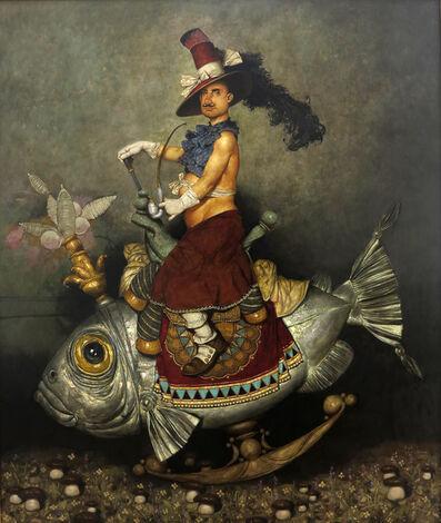 """Daron Mouradian, '""""Fish Rider"""" / """"Balık Sürücü""""', 2016"""