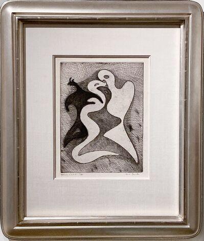 Max Ernst, 'Correspondances Dangereuses (Spies & Lippiens 25)', 1947