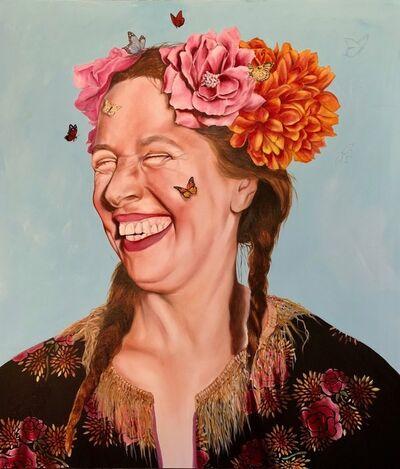 Vanessa Berlein, 'wonderful', 2018