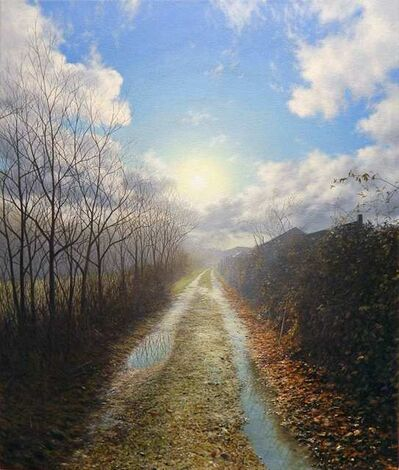 Steve Whitehead, 'Winter Lane', ca. 2010