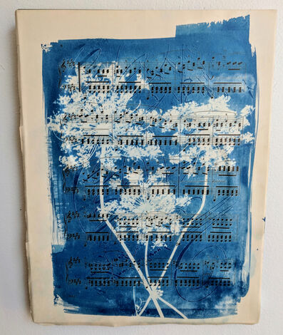 Mary Ann Glass, 'Musical Notes', 2019