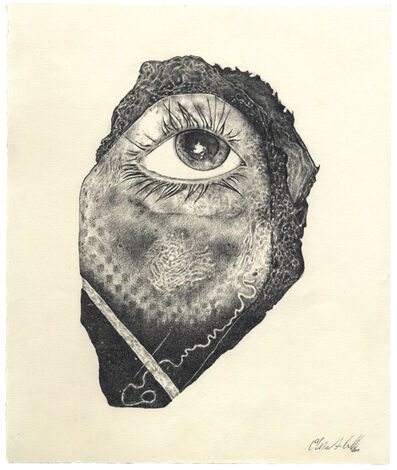 Olivia Gibb, 'Rock Face', 2015