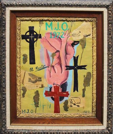 Manuel Ocampo, 'El Recto', 1989