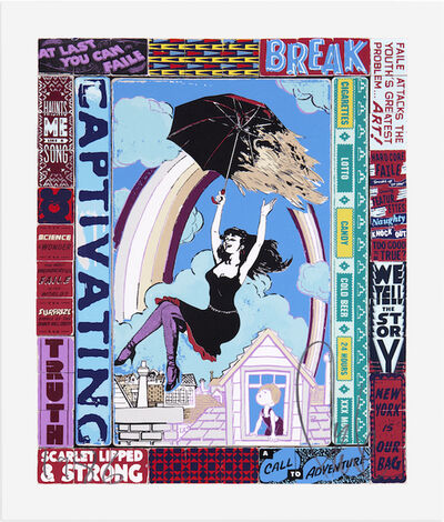 FAILE, 'A Call To Adventure', 2013