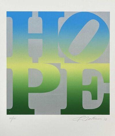 Robert Indiana, 'Four Seasons of Hope (Green)', 2012