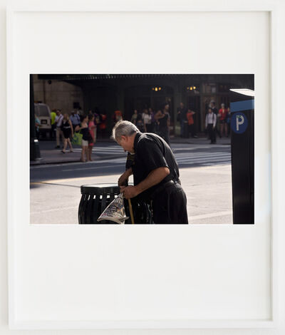 Peter Funch, '42nd and Vanderbilt (2012.07.10 08:35:45)', 2017
